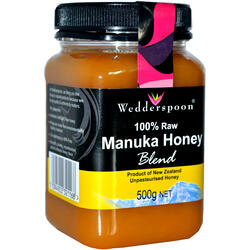 Miere De Manuka RAW MIX (Blend) 500g WEDDERSPOON