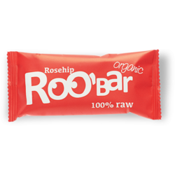 Baton Roobar Cu Macese Raw Eco/Bio 50gr ROO'BAR