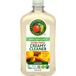 Crema Curatare Suprafete Dure Lemon 500ml EARTH FRIENDLY PRODUCTS