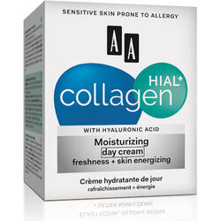 COLLAGEN HIAL+ Crema Hidratanta de Zi (30+) 50ml AA COSMETICS