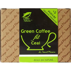 Ceai Green Coffee Fit 25dz MEDICA