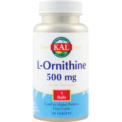 L-Ornithine 500mg 50cpr SOLARAY