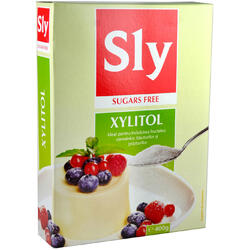 Xylitol Indulcitor Natural 400gr SLY NUTRITIA