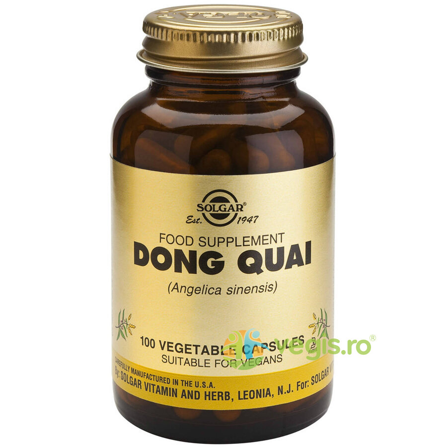 Dong Quai 100cps 200mg (Angelica sinenis)