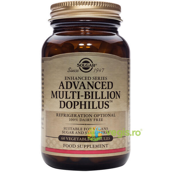 Advanced Multibillion Dophilus 60cps SOLGAR