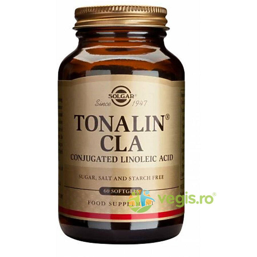 CLA Tonalin 1300mg 60cps imagine produs 2021