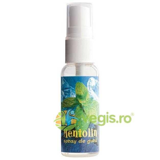 mentolin spray de gura 25ml