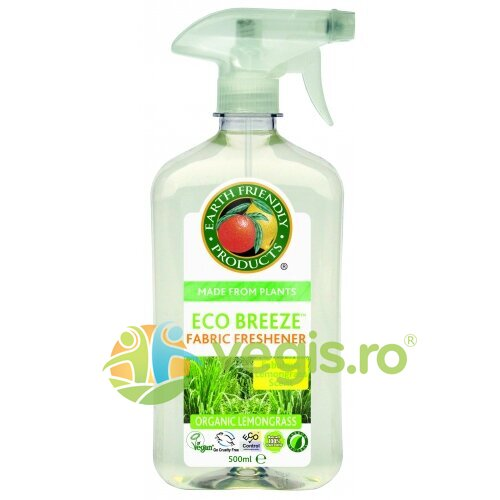 Eco Breeze Odorizant Textile 500ml EARTH FRIENDLY PRODUCTS