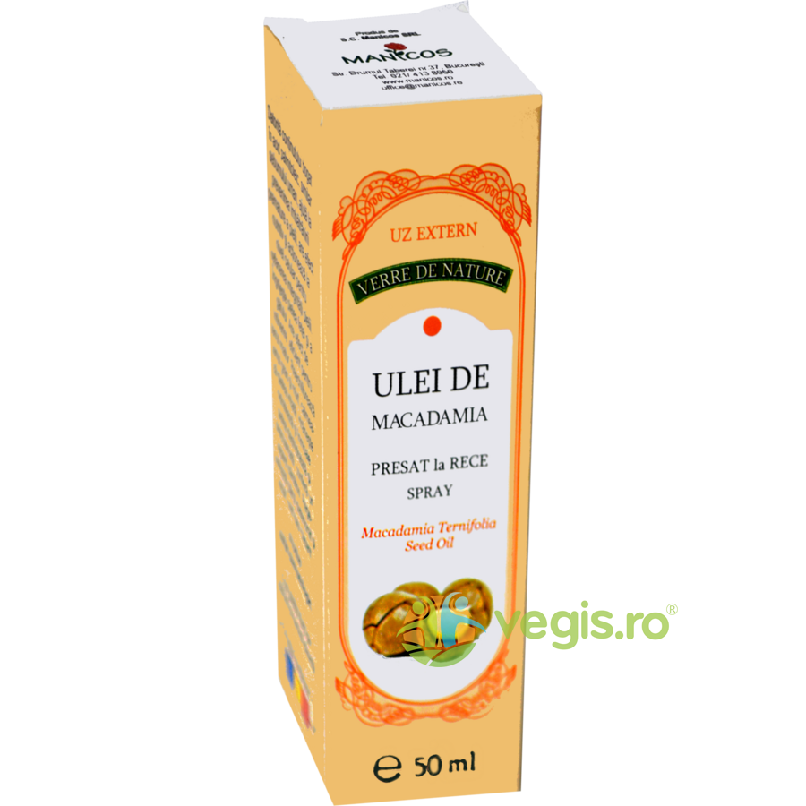 Ulei Macadamia Spray 50ml