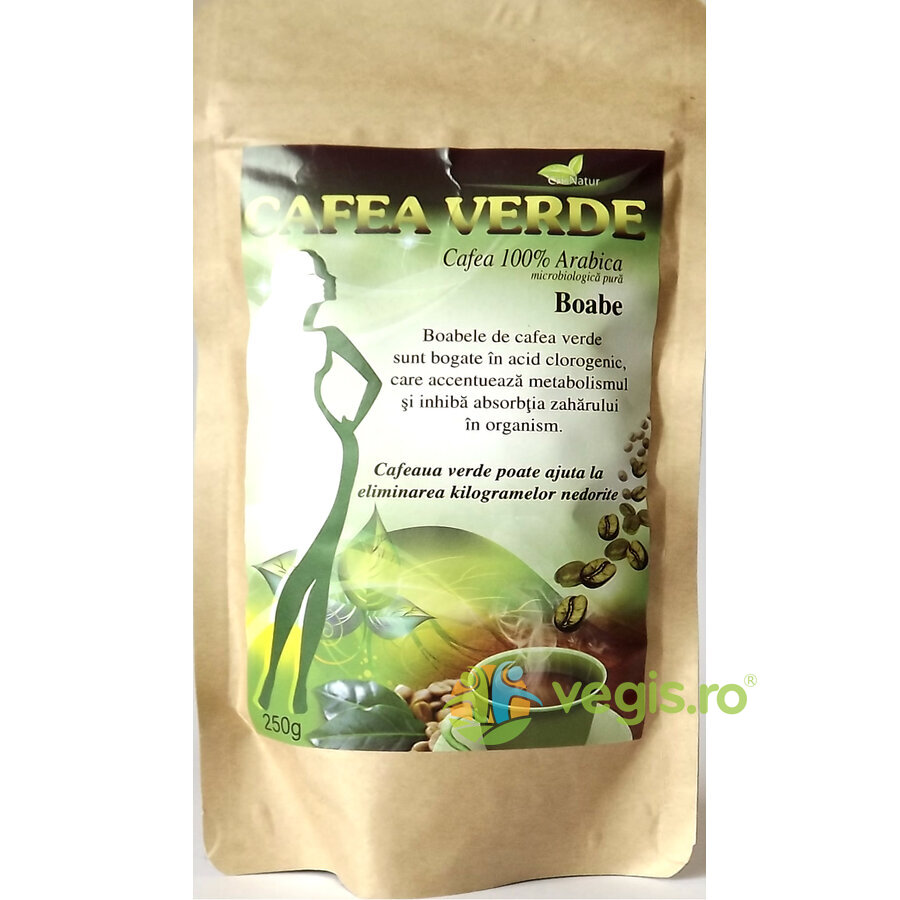 Cafea Verde Boabe 250gr CRIS NATURA