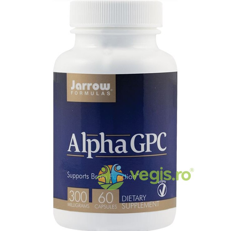 Alpha GPC 300mg 60cps