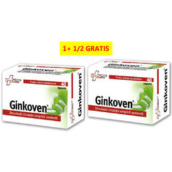 Ginkoven 40cps 1+ 1-50%