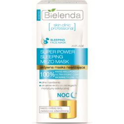 Masca Anti-Rid Hidratanta Noapte Super Power Mezo 50ml BIELENDA