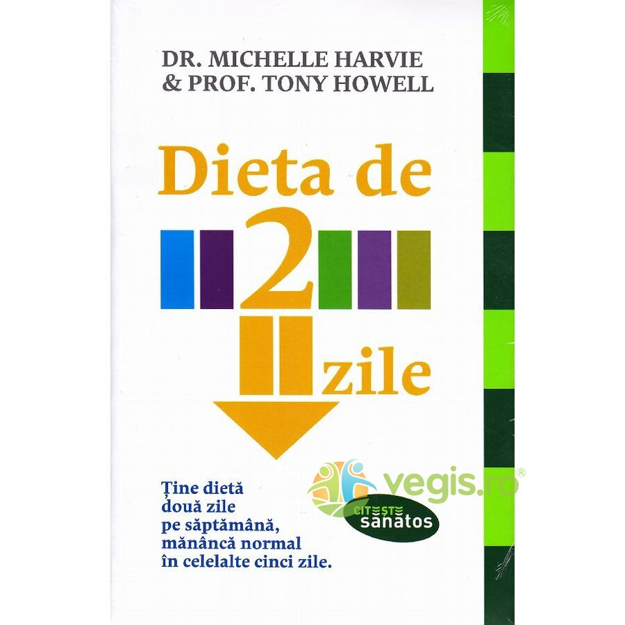 LIFESTYLE Dieta de 2 zile – Michelle Harvie, Tony Howell