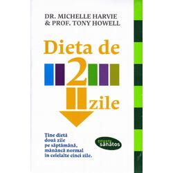 Dieta de 2 zile - Michelle Harvie, Tony Howell
