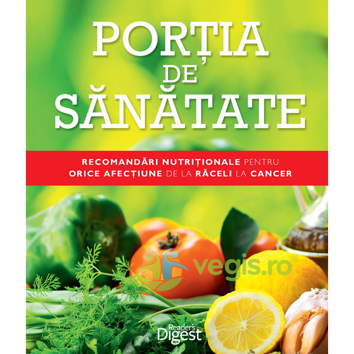 READERS DIGEST Portia de sanatate