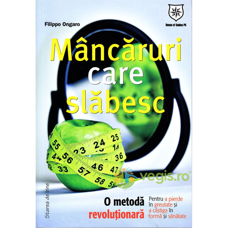 HOUSE OF GUIDES Mancaruri care slabesc – Filippo Ongaro