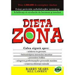 Dieta Zona - Barry Sears, Bill Lawren