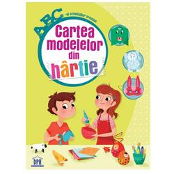 Cartea modelelor din hartie DIDACTICA PUBLISHING HOUSE
