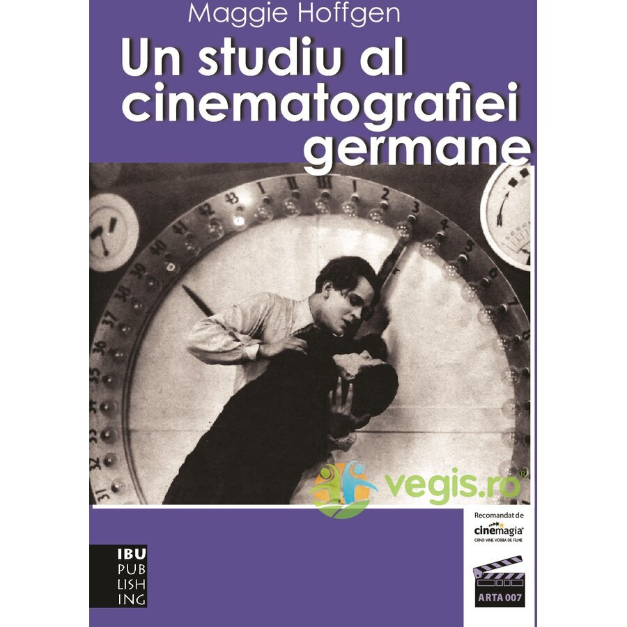 IBU PUBLISHING Un studiu al cinematografiei germane – Maggie Hoffgen