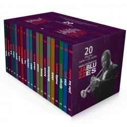 Jazz si Blues Set 20 de volume - carte + CD audio LITERA