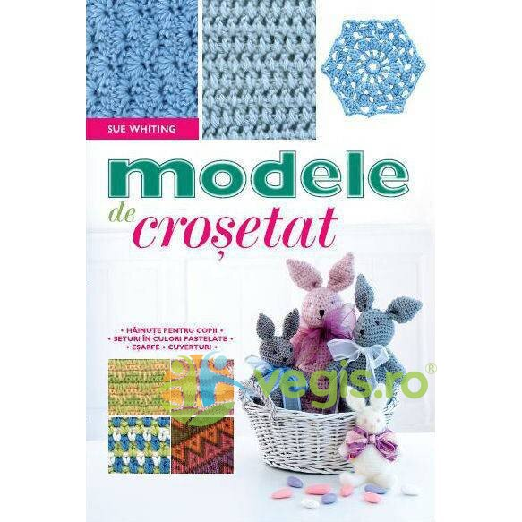 LITERA Modele de crosetat – Sue Whiting