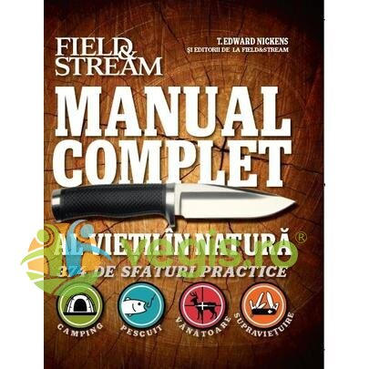 LITERA Manual complet al vietii in natura – T. Edward Nickens