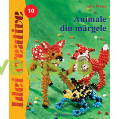 CASA Idei creative 10 – Animale din margele – Anja Freese