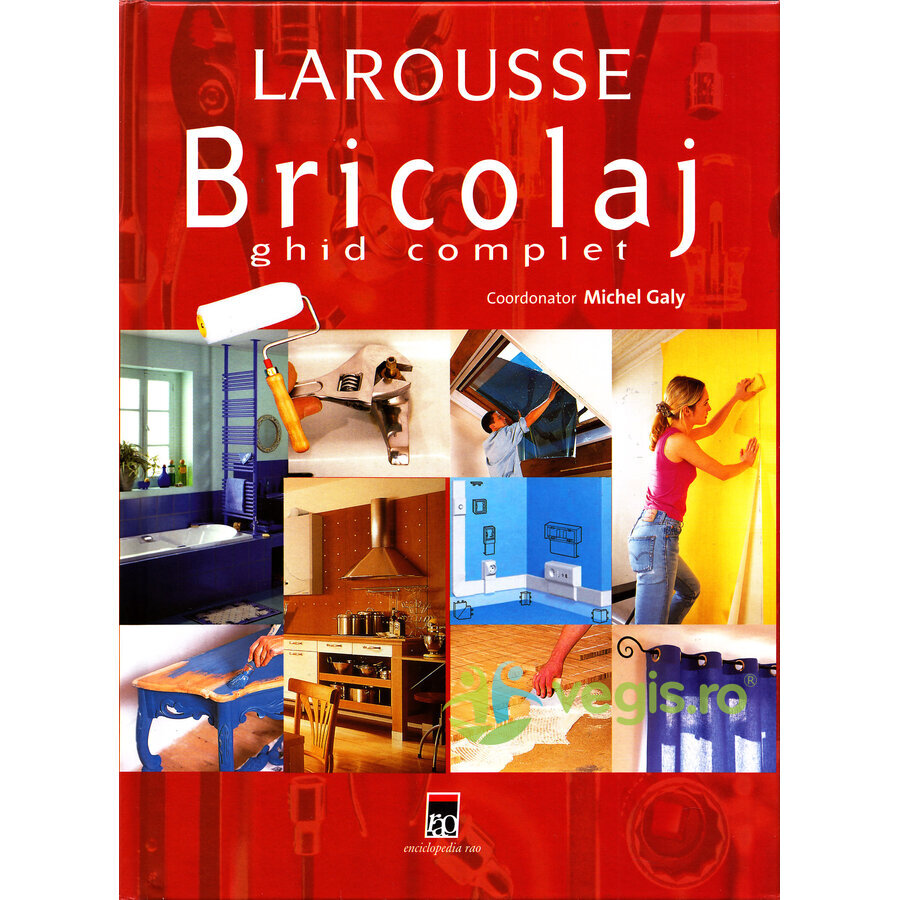Larousse bricolaj ghid complet 2007 - Michel Galy thumbnail