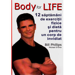 Body for Life - Bill Phillips, Michael D'Orso