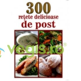 300 Retete Delicioase De Post thumbnail