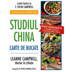 Studiul China Carte de bucate - LeAnne Campbell