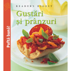 Gustari si pranzuri READERS DIGEST