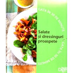 Set Gata in 30 de minute: Budinci si preparate gratinate + Salate si dressinguri proaspete READERS DIGEST