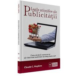 Legile Stiintifice Ale Publicitatii - Claude C. Hopkins VIDIA