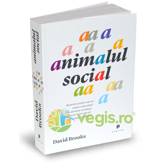 PUBLICA Animalul social – David Brooks