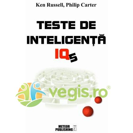 METEOR PRESS Teste De Inteligenta Iq5 – Ken Russell, Philip Carter