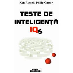 Teste De Inteligenta Iq5 - Ken Russell, Philip Carter METEOR PRESS