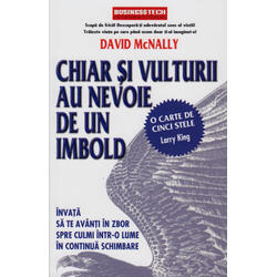 Chiar Si Vulturii Au Nevoie De Un Imbold - David Mcnally BUSINESS TECH