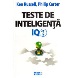 Teste de inteligenta IQ 1 - Ken Russell, Philip Carter METEOR PRESS