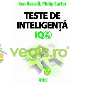 METEOR PRESS Teste de inteligenta IQ 4 – Ken Russell, Philip Carter