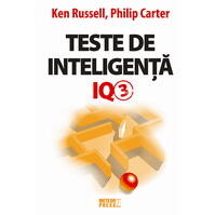 Teste de inteligenta IQ 3 - Ken Russell, Philip Carter METEOR PRESS