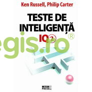METEOR PRESS Teste de inteligenta IQ 2 – Ken Russell, Philip Carter