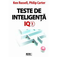 Teste de inteligenta IQ 2 - Ken Russell, Philip Carter METEOR PRESS
