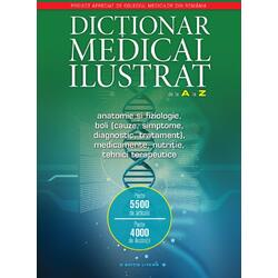 Dictionar medical ilustrat de la A la Z