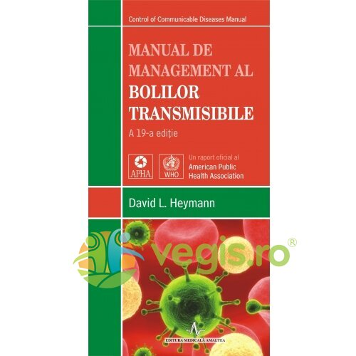 Manual de management al bolilor transmisibile - David L. Heymann thumbnail