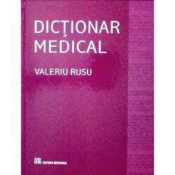 Dictionar medical - Valeriu Rusu