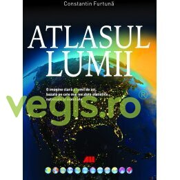 ALL Atlasul lumii – Constantin Furtuna