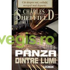 LUCMAN Panza dintre lumi – Charles Sheffield