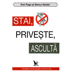 Stai, priveste, asculta - Ken Page, Nancy Nester FOR YOU